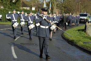 Air cadet squadron in Abingdon celebrates 75 years of service