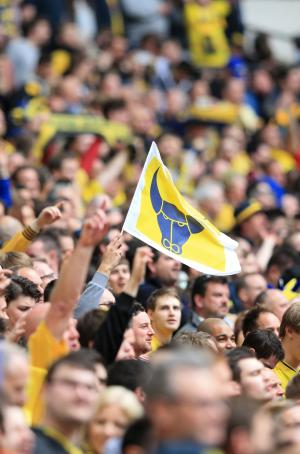 Oxford Mail: Oxford United: Fans on the edge of seats as U's chase League One promotion